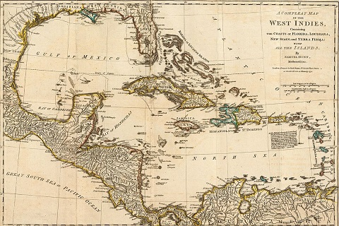 The Caribbean through Literature History and the Arts